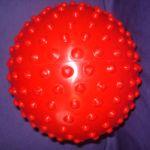 Мяч с шипами 200мм