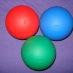 Мяч 500гр с водой