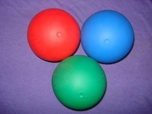 Мяч 1000гр с водой